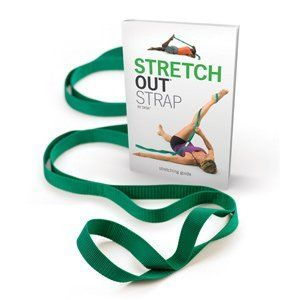 Stretch-Out Strap with New Instructional booklet: Optp Stretch, Booklet 12 33, Fitness Equipment, Instructional Booklet, Stretch Out Strap, Exercise, Health, Stretching, Physical Therapy