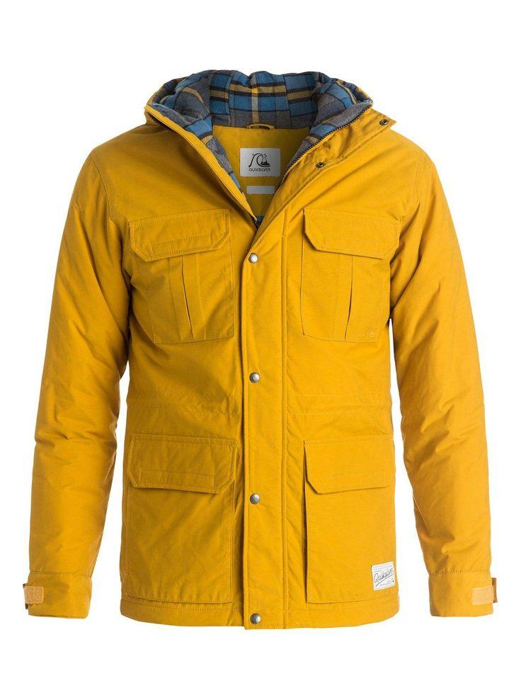 Pánska outdoorová Soft Yellow pánska bunda s kapucňou s voskovou vodeodolnou povrchovou úpravou / EQYJK03100-YLD.  Vychytávka ako lusk.  Vychytaj túto zimnú sezónu pomocou bundy Long Bay aj ty! Bunda má  štyri vrecká a kapucňu s kockovanou, modrou výsteľkou. Ak sa chceš pochváliť trendovou bundou v žltej farbe, ktorá neboduje len vďaka bavlne, z ktorej je vyrobená ale aj nepremokavosti, stačí len kliknúť na náš nákupný košík.