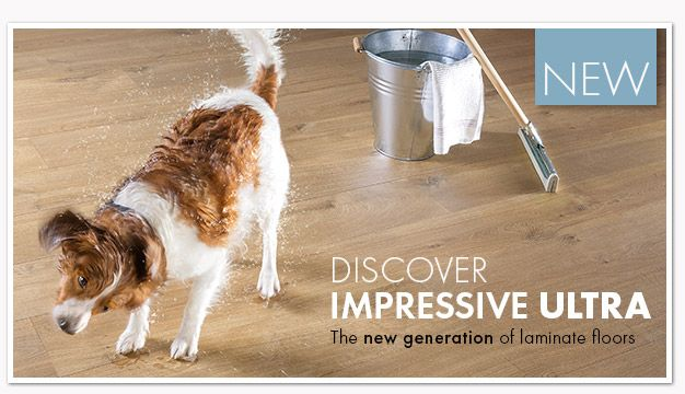 Discover Impressive Ultra - The new generation of laminate floors