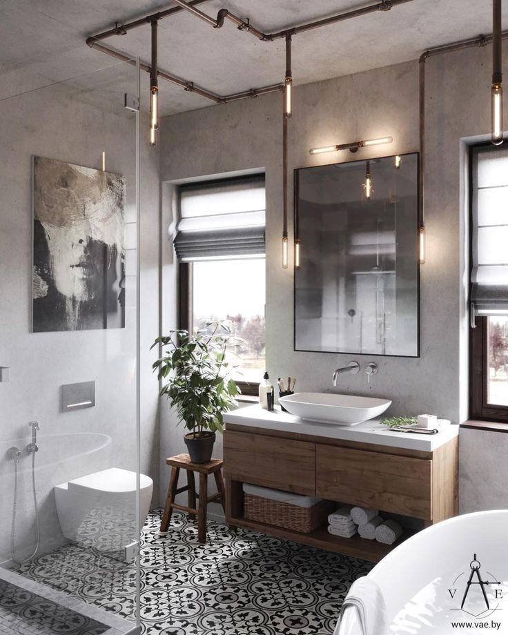 Homes Banheiros Home Homestyle Bath Instahome Roomdecor