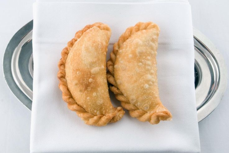 These are quick and easy empanadas with a simple melted cheese filling, but they are irresistible.
