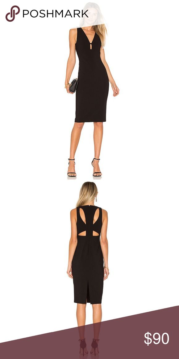 Likely Cocktail Dress – NEW – Stunning Back Cutout Likely brand cocktail dress f…
