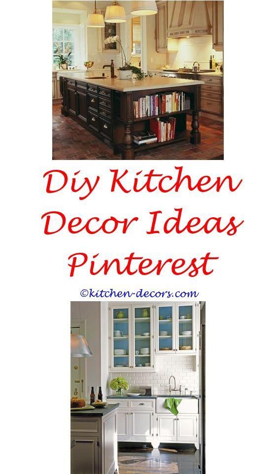 kitchen cafe style kitchen decor - kitchen shelf decorating ideas