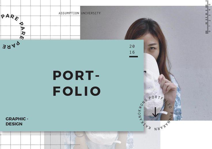 Portfolio Graphic Design 2016 for Internship                                                                                                                                                                                 More