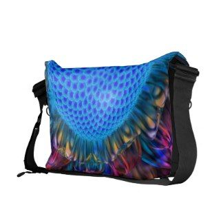 Sunburst Daisy (Inverted) Rickshaw Messenger Bag