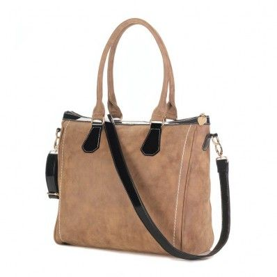 Essential Brown Tote. ECA Listing By JV's Bargain Treasure Chest, United States
