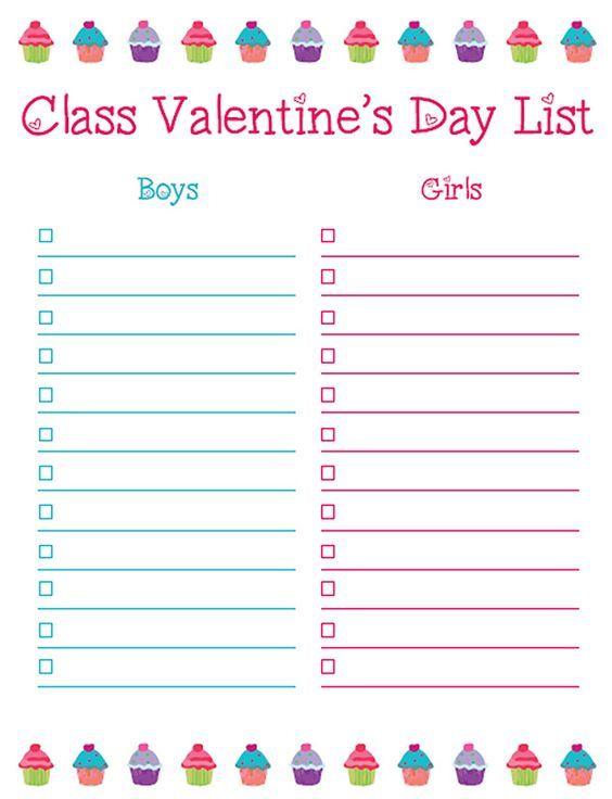 Best Class List Ideas Images On   Class List