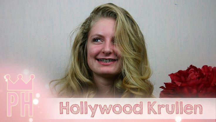 Hollywood krullen met Djonna