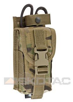 Blowout pouch: Quikclot,combat bandage, petrolatum gauze, tape,decompression needle, nasopharyngeal airway