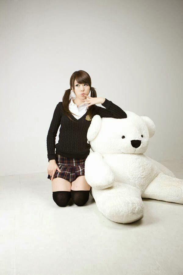 Hwang Mi Hee Plaid Skirt... Check more at http://www.hotcelebphotos.ga/hwang-mi-hee-plaid-skirt-2/