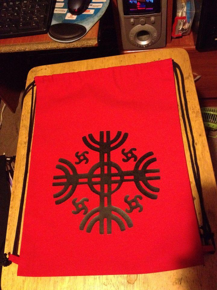 Morral con identidad y orgullo mapuche