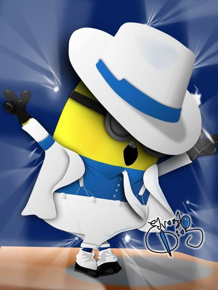 Versión Michael Jackson de Minion.