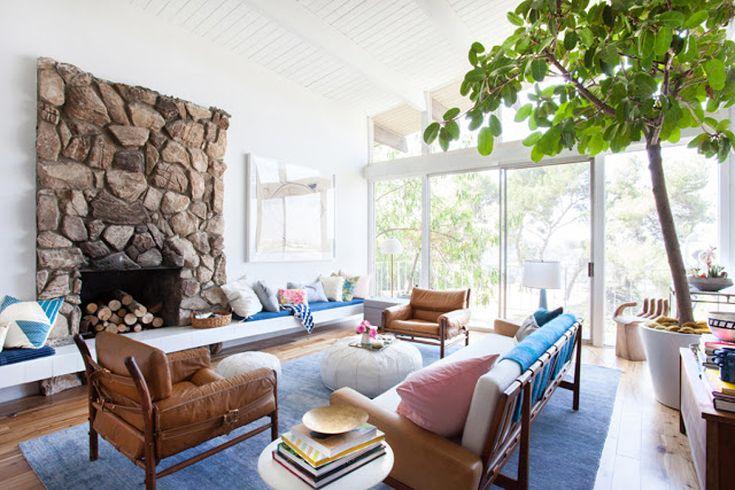 La casa perfecta (con un presupuesto ajustado) #hogarhabitissimo #boho #sofá