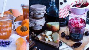 Lieblings Konfitüren: Kirsche & Portwein, Pfirsich-Aprikose-Melone oder doch lieber Apple Pie ? { enthält Werbung für Sweet Family von Nordzucker } | Meine Küchenschlacht