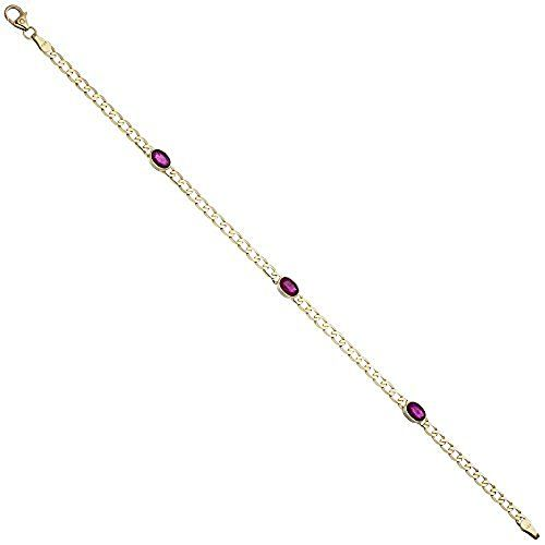 Dreambase Damen-Armband Länge ca. 19,5 cm 14 Karat (585) ... https://www.amazon.de/dp/B01HSS7TQ4/?m=A37R2BYHN7XPNV
