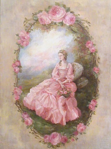"""Rose Lady: Queen Bee 1924.  These keep coming up as """"picked for me"""" ??"""