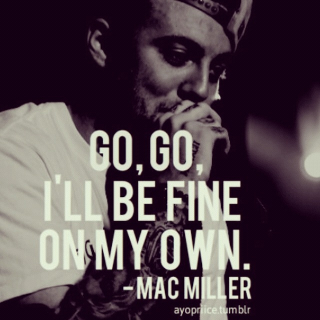 Missed call - Mac Miller . LOVE him