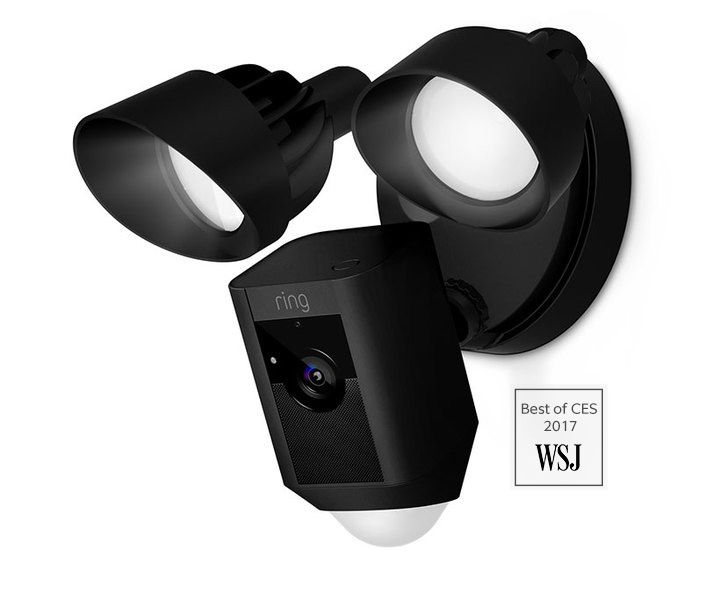 See Outdoor Security in a Whole New Light With Ring Floodlight Cam | Ring