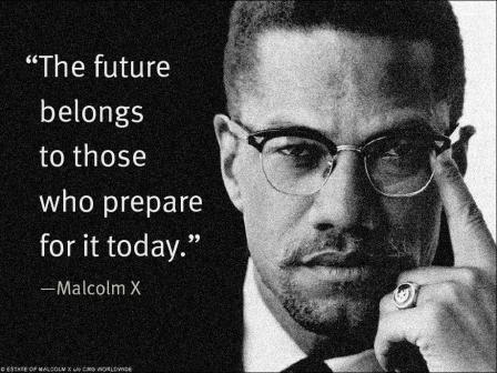 Malcolm X Death | Anniversary of Malcolm X's Death | We Strike Straight