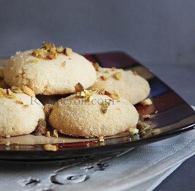 Nan Khatai   Egg less Cookies - Diwali Special Sweet ~ Sankeerthanam (Reciperoll.com) Recipes   Cake Decorations   Cup Cakes  Food Photos