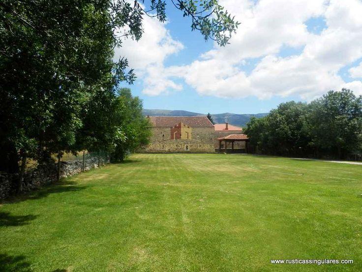 Casa con Parcela en Segovia - Rusticas Singulares