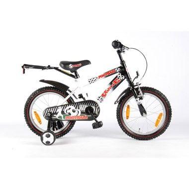 Besttoy Kinder Fahrrad Fußball 16Zoll 40,64 cm