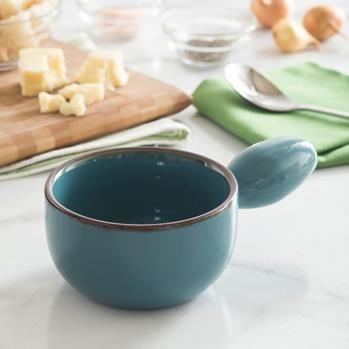 KSP Tuscana Onion Soup Bowl (Aqua)