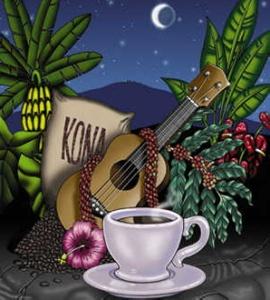 Kona Coffee...wish I had some right now
