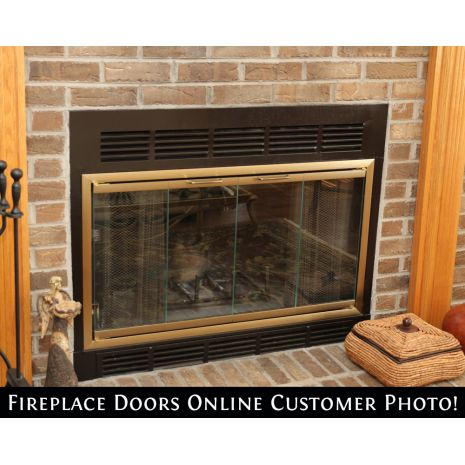 17 Best Bestselling Fireplace Doors Images On Pinterest Fireplaces Fireplace Doors And