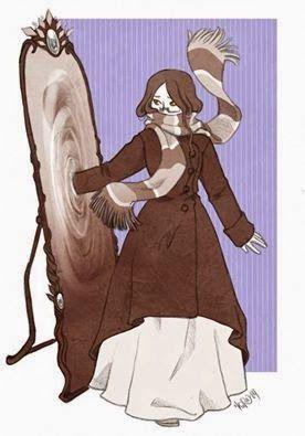 42 best images about la passe miroir on pinterest i care for Miroir dessin
