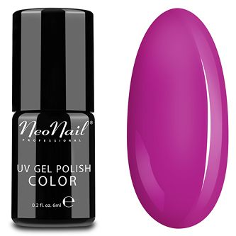 NEONAIL Lakier Hybrydowy UV, Kolor 5403-1 Blaze Peony, 6 ml Hybrydowy manicure zapewnia wysoką jakość, piękny połysk i niezwykłą trwałość