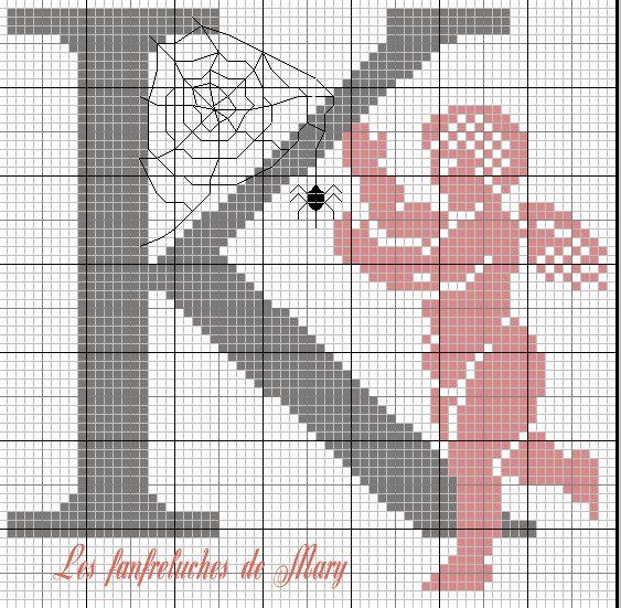 Alphabet Gallery K