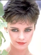 Scottish pop star Sheena Easton, 1983.