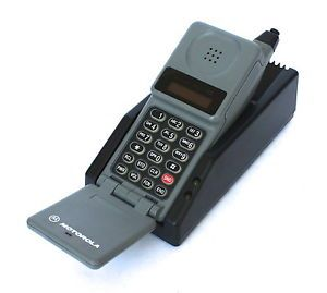An analysis of the cellular phones in the early 80s