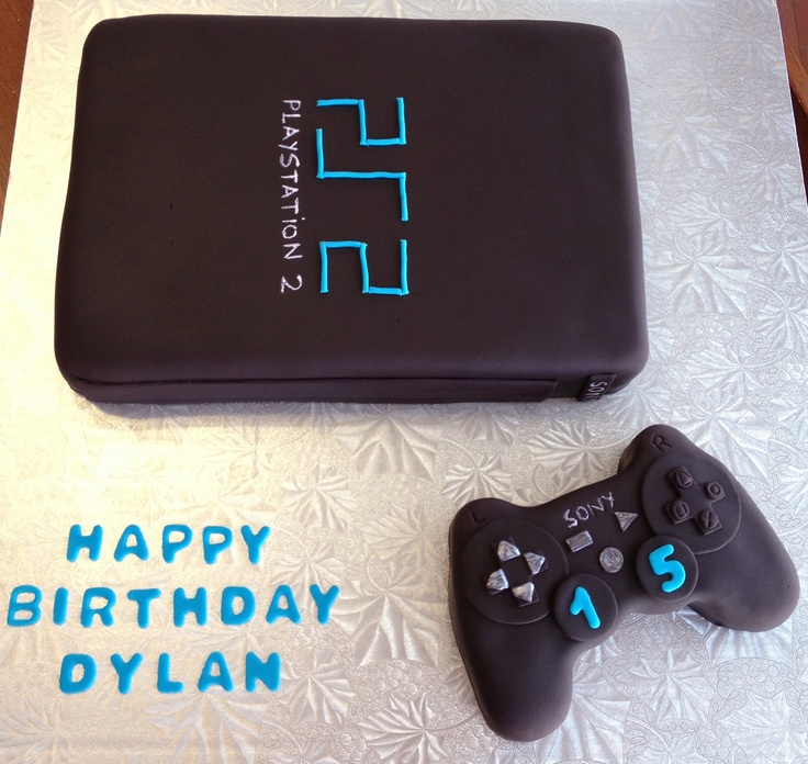PS2 Cake