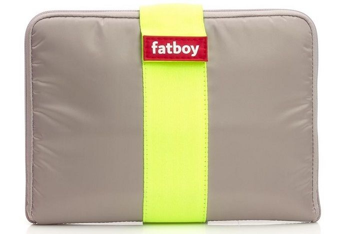 Fatboy Tablet Tuxedo Case Taupe
