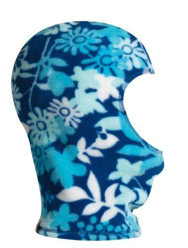 Turtle Fur - Toddler Balaclava, Chelonia 200 Fleece, Blue Flora Print by TurtleFur. $24.99. Turtle Fur Print Balaclava for Toddlers: The Turtle Fur Print Balaclava for Toddlers is a perfect match with the Toddler Print Earflap Beanie for maximum warmth and protection from the elements. Featuring Turtle Fur's original quality andcomfort, the Balaclava for Toddlers is made of 100% super soft polyester fleece in a one-piece construction that seals out the cold. It has chamois-like...