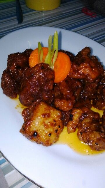 Yeayy this is our Chicken Black Pepper...