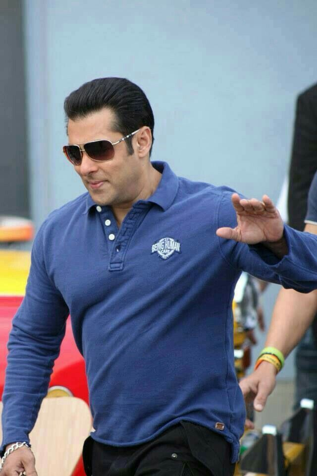I love salman khan