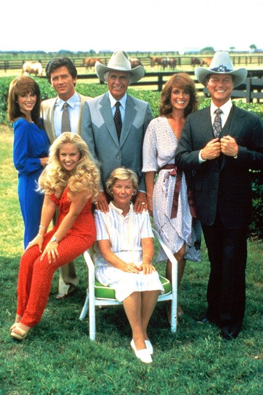 Dallas TV Show - New Casting de la série 2012 & Original (Glamour.com UK)