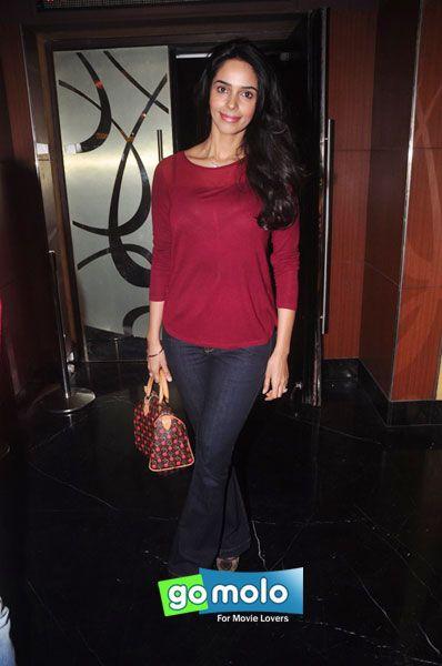 Mallika Sherawat at the Premiere of Hindi movie 'Sulemani Keeda' at PVR Cinemas in Mumbai