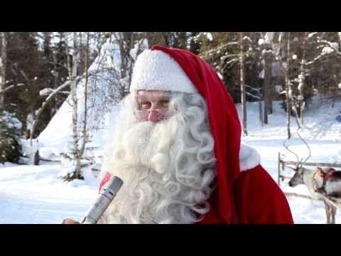 Entrevista con Papá Noël Después de Navidad