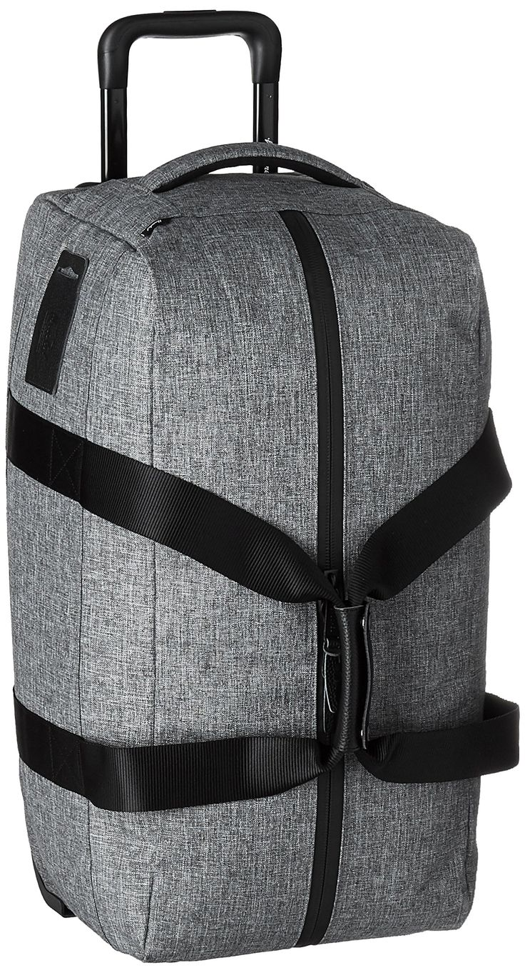 Herschel Supply Co. Wheelie Outfitter Luggage, Raven Crosshatch