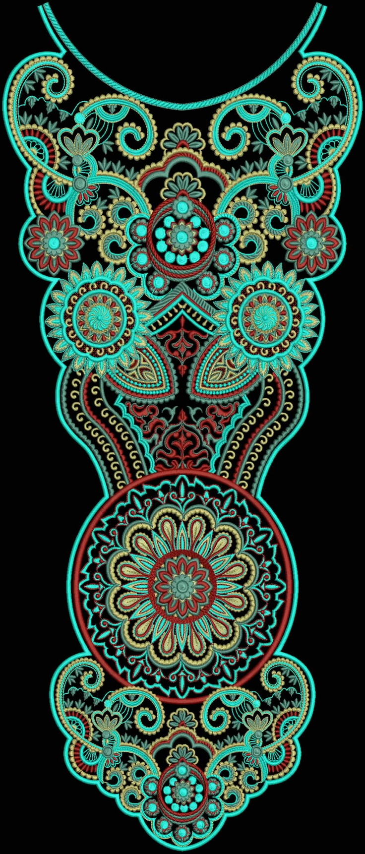 Latest Embroidery Designs For Sale, If U Want Embroidery Designs Plz Contact (Khalid Mahmood, +92-300-9406667)  www.embroiderydesignss.blogspot.com  Design# Gultar38