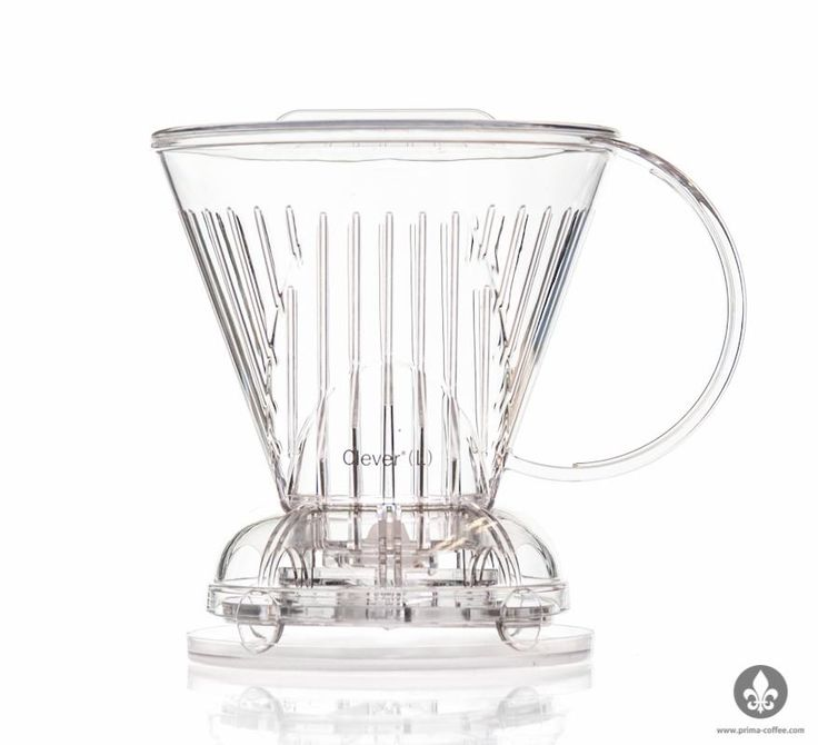 Abid's Clever Coffee Dripper combines pour-over technique with immersion brewing and produces a unique cup that's shockingly simple to make.