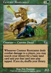 Centaur Rootcaster from Judgment at TCGplayer.com as low as $0.04
