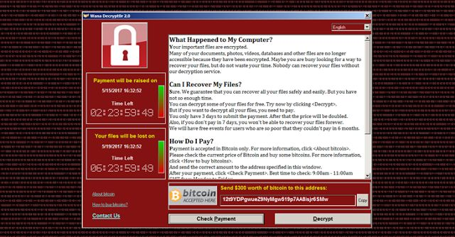 kenali cara penyebaran, pencegahan dan pembasmian ransomware, segera sangat darurat