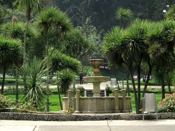 Parque Nacional, Bogota