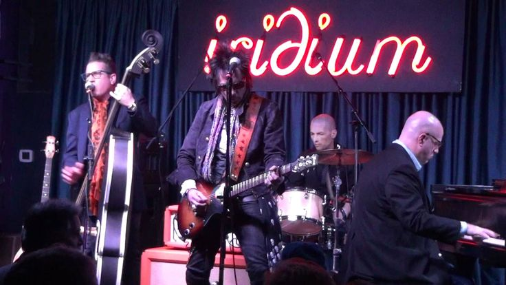 """Earl Slick and Lee Rocker """"One After 909"""""""