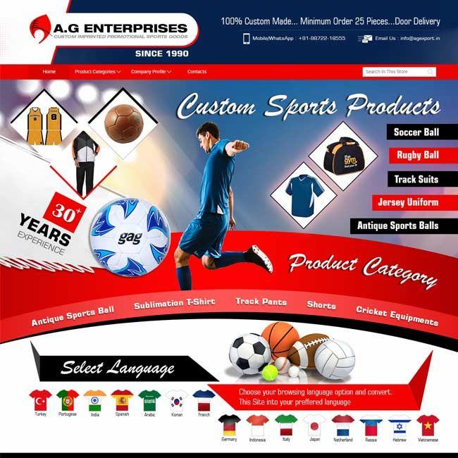 Topaz Infotech offers Alibaba Minisite Design Service